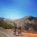 Bains Kloof Road Cycling 2018