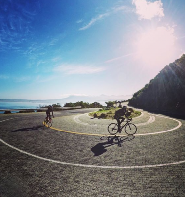 False Bay Clarence Drive Road Cycling Tour