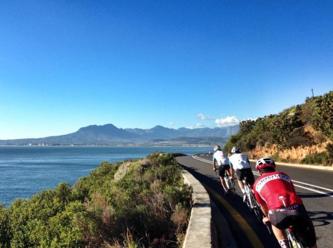 False Bay Cycle Tour Cape Town
