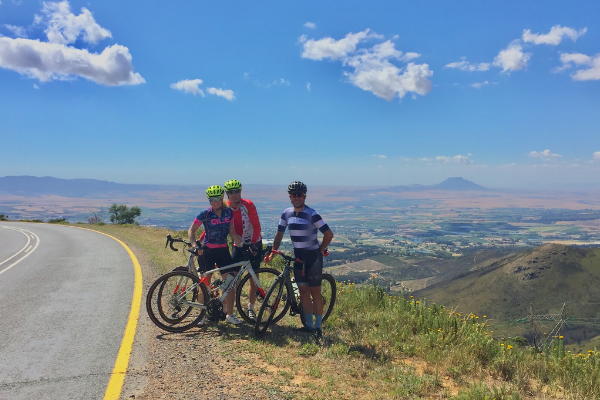 Bains Kloof Pass Views for Days Road Cycle Tour