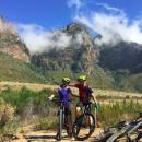 Boschendal mountain bike tour