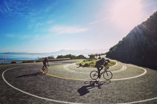 False Bay Cycle Tour Clarence Drive