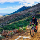 GGravel Riding in Jonkershoek