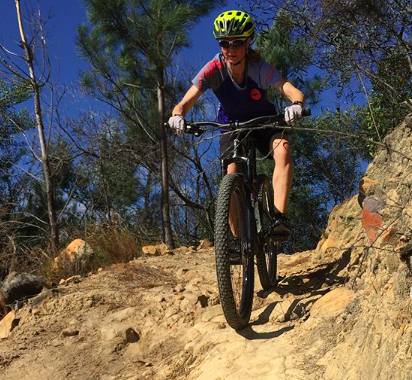 Boschendal mountain bike tour